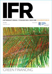 IFR Green Financing Roundtable 2019 Cover