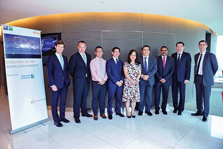 IFR Asia/LPC Evolution of Asian Loans Roundtable 2016_Group