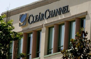 Clear Channel offices in Burbank, California