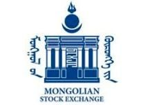 Logo of the Mongolian Stock Exchange
