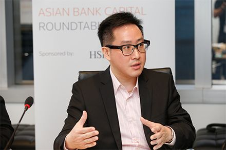 IFR Asia Asian Bank Capital Roundtable 2016