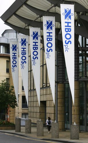 HBOS sold the first UK covered bond in 2003