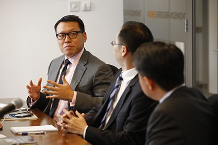 IFR Asia China Corporate Funding Roundtable 2014