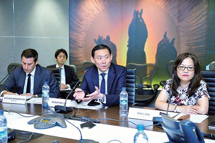 IFR Asia/LPC Evolution of Asian Loans Roundtable 2016_Augustine Lim