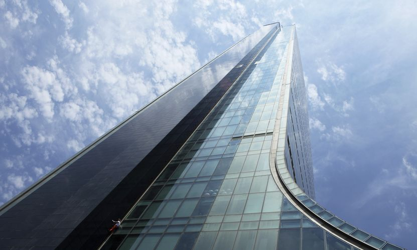 Sapphire Tower in Istanbul